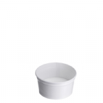 TYPE 80 90ml Ice Cream Cup - White